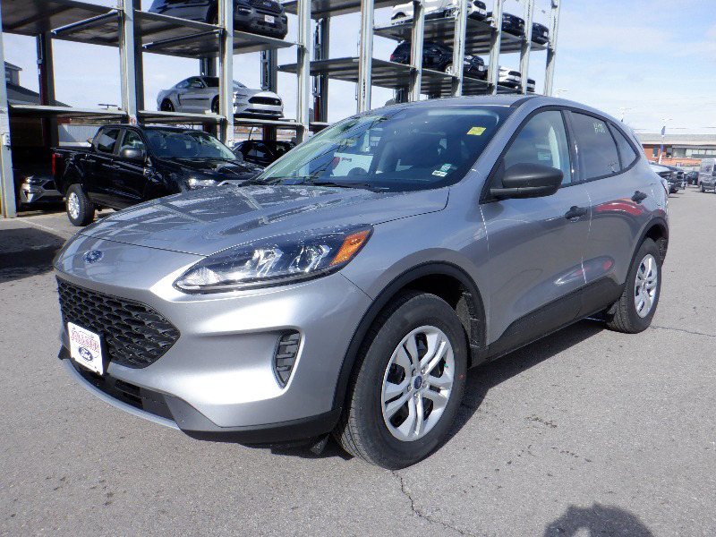 new 2021 Ford Escape car, priced at $30,899