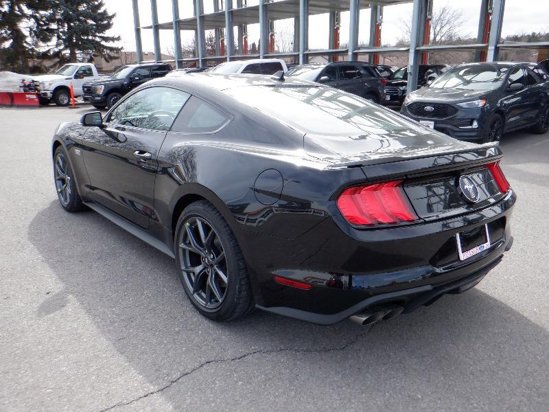 new 2021 Ford Mustang car, priced at $53,045