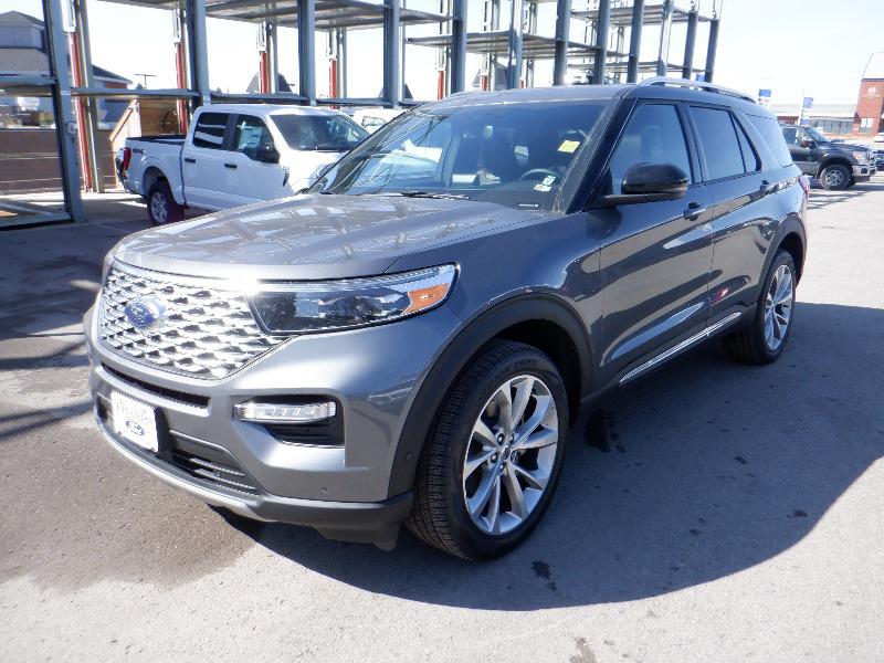 new 2021 Ford Explorer car, priced at $68,149