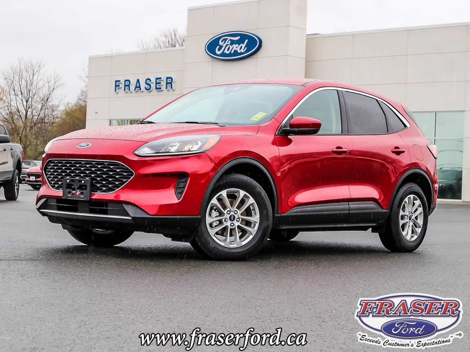 new 2020 Ford Escape car, priced at $34,499