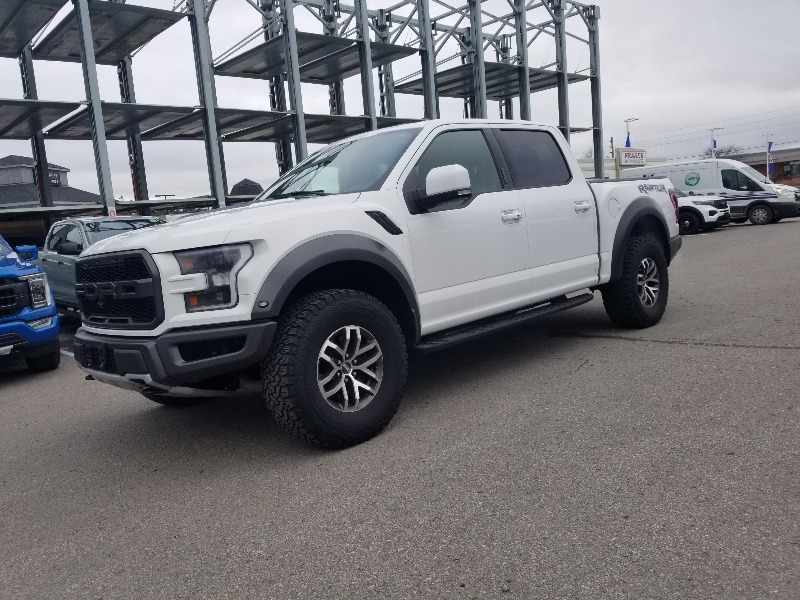 used 2017 Ford F-150 car