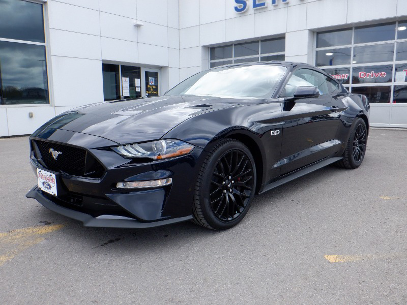 new 2021 Ford Mustang car, priced at $64,060