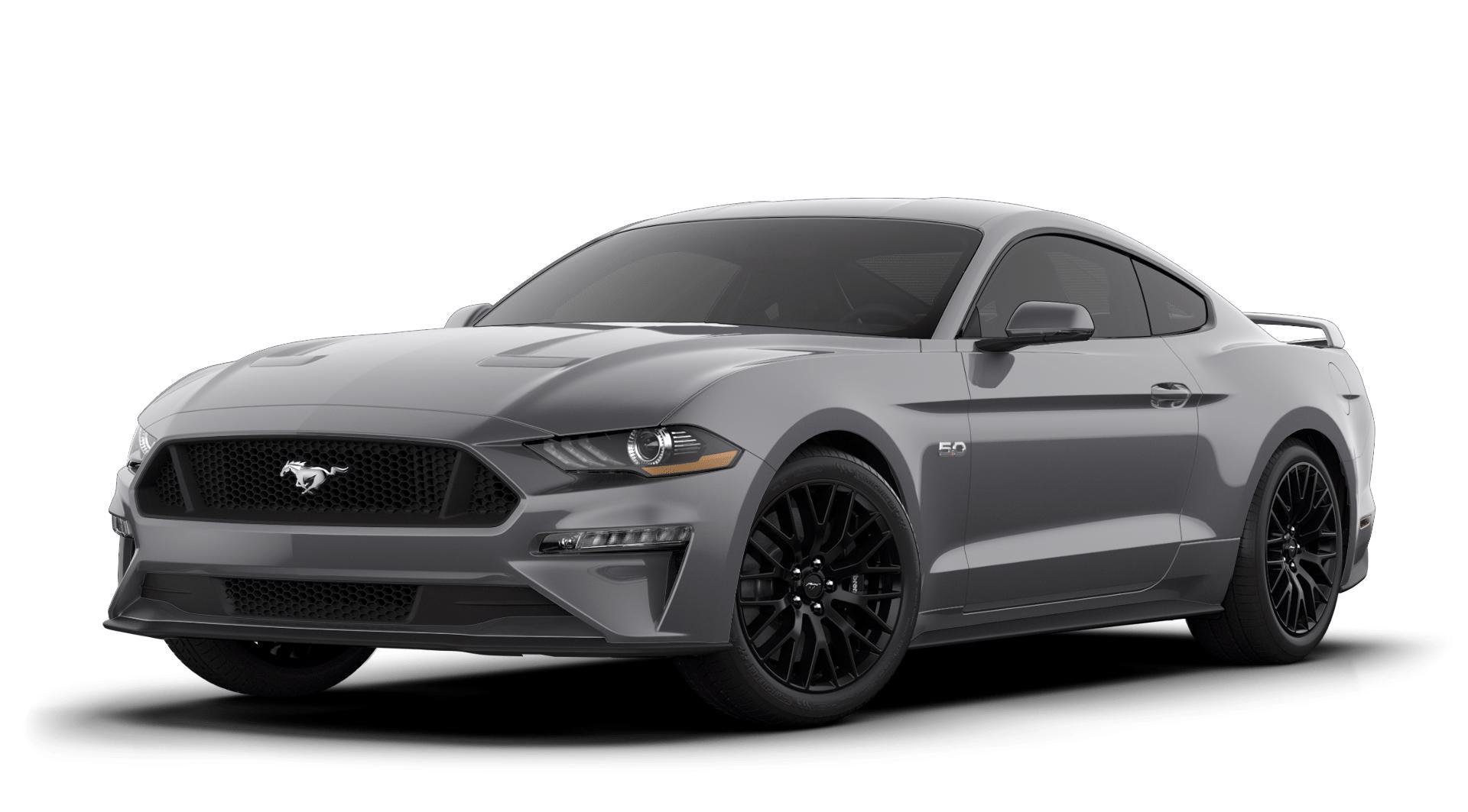 new 2021 Ford Mustang car, priced at $62,760