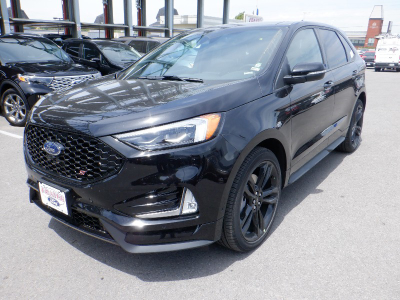 new 2021 Ford Edge car, priced at $58,249