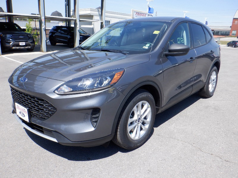 new 2021 Ford Escape car, priced at $30,399