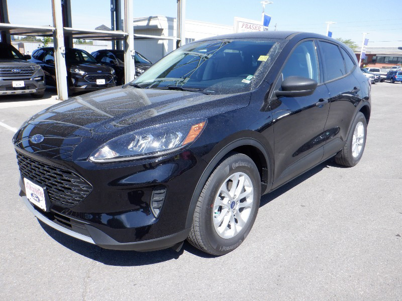 new 2021 Ford Escape car, priced at $30,649