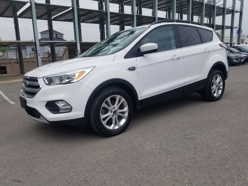 used 2017 Ford Escape car, priced at $15,815