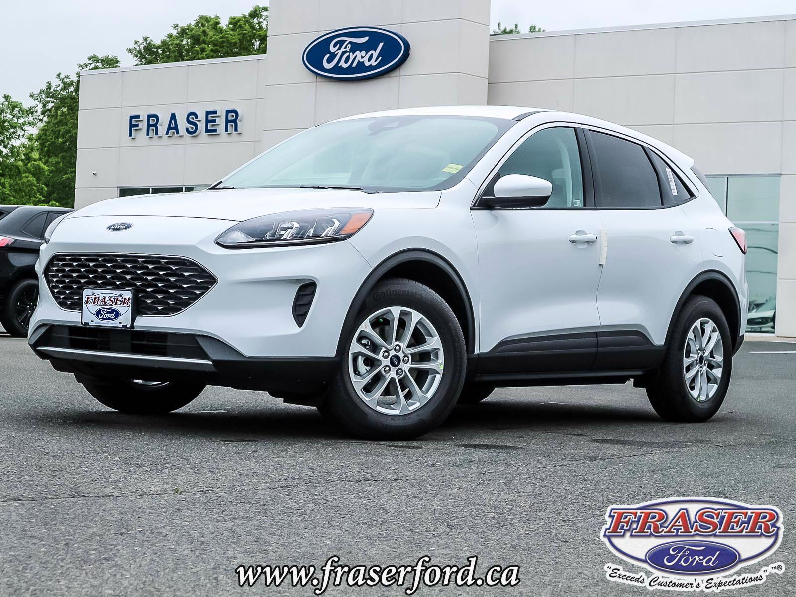 new 2021 Ford Escape car, priced at $34,399