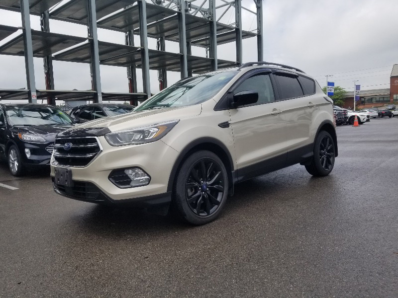 used 2018 Ford Escape car, priced at $22,815