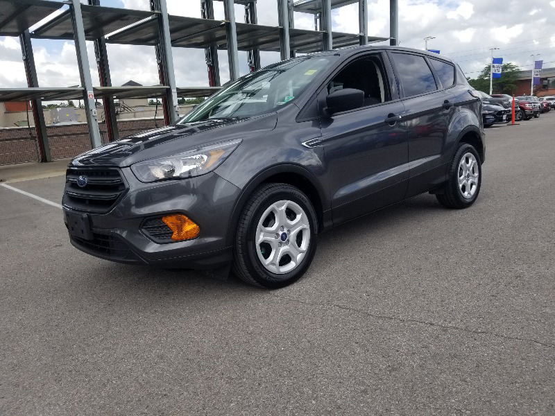 used 2018 Ford Escape car, priced at $20,815