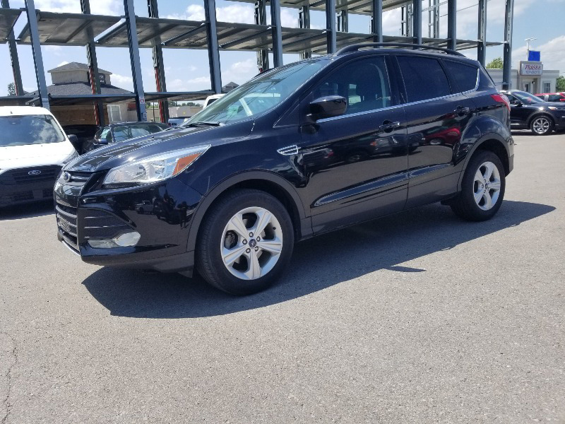 used 2016 Ford Escape car, priced at $18,815