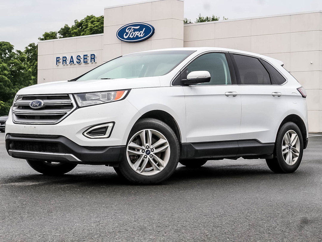 used 2016 Ford Edge car, priced at $18,850