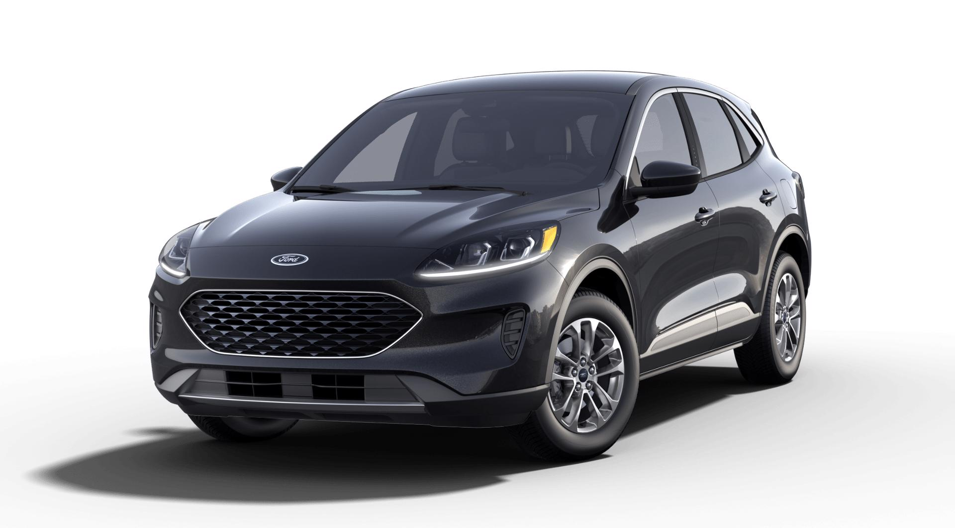 new 2021 Ford Escape car, priced at $35,594