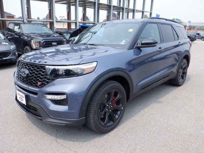 new 2021 Ford Explorer car, priced at $66,849