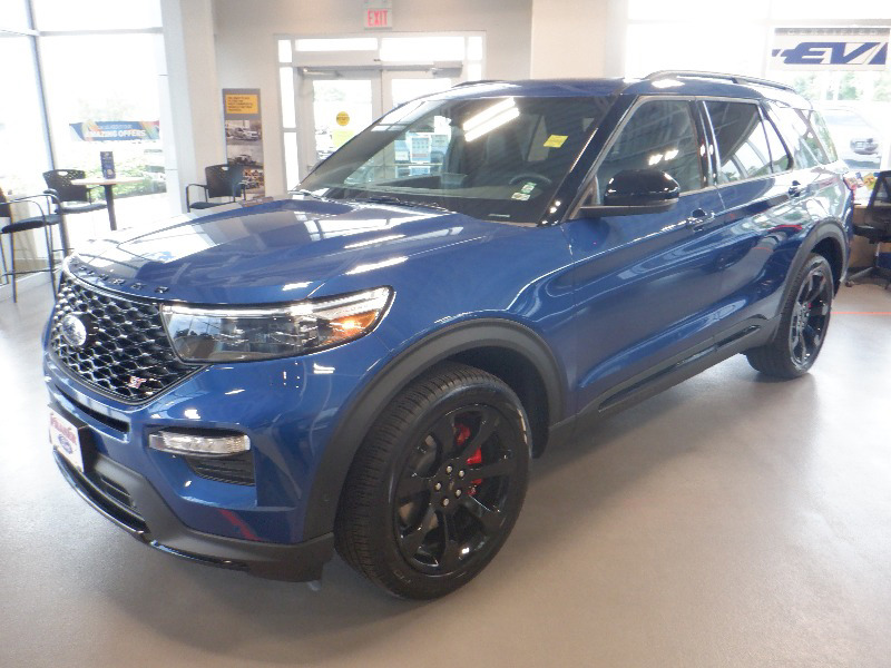 new 2021 Ford Explorer car, priced at $66,399