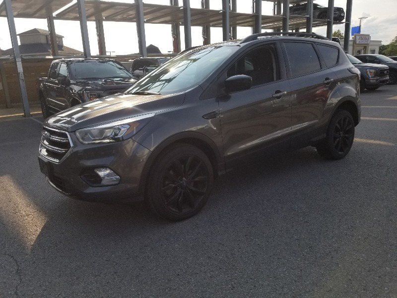 used 2017 Ford Escape car, priced at $19,815