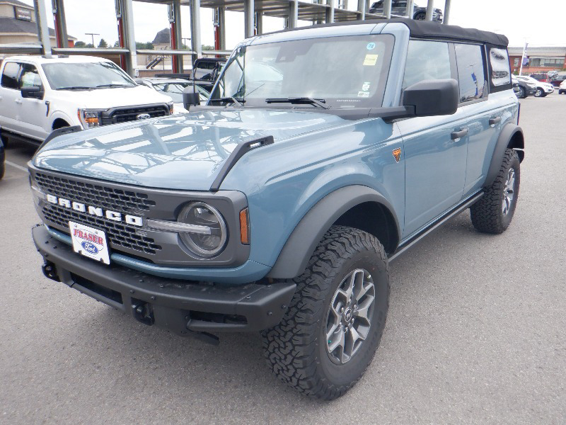 new 2021 Ford Bronco car, priced at $58,589