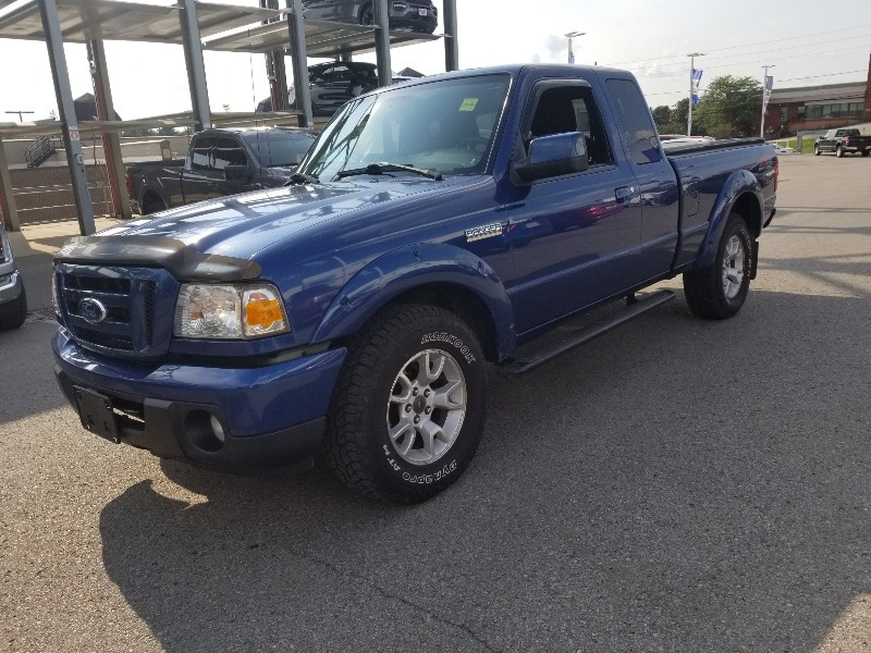used 2010 Ford Ranger car, priced at $8,844