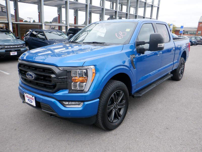 new 2021 Ford F-150 car, priced at $68,519