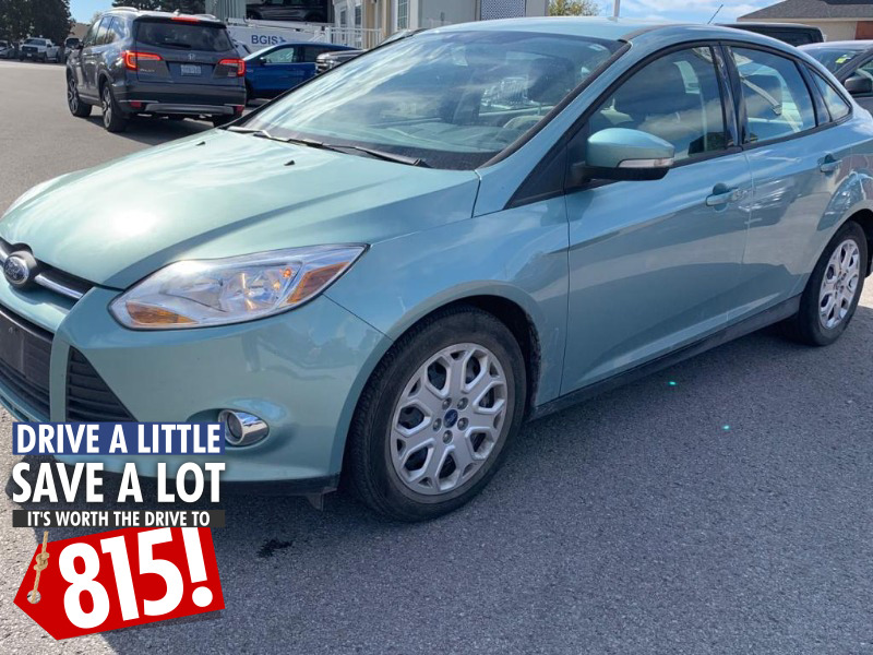 used 2012 Ford Focus car, priced at $8,815