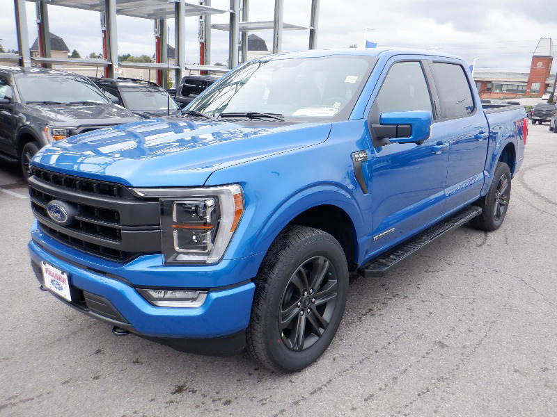 new 2021 Ford F-150 car, priced at $80,585