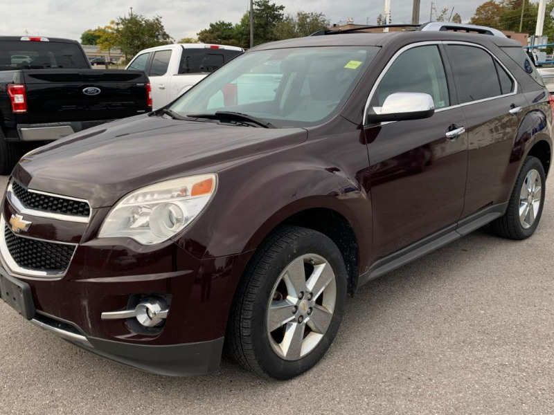 used 2011 Chevrolet Equinox car, priced at $8,844