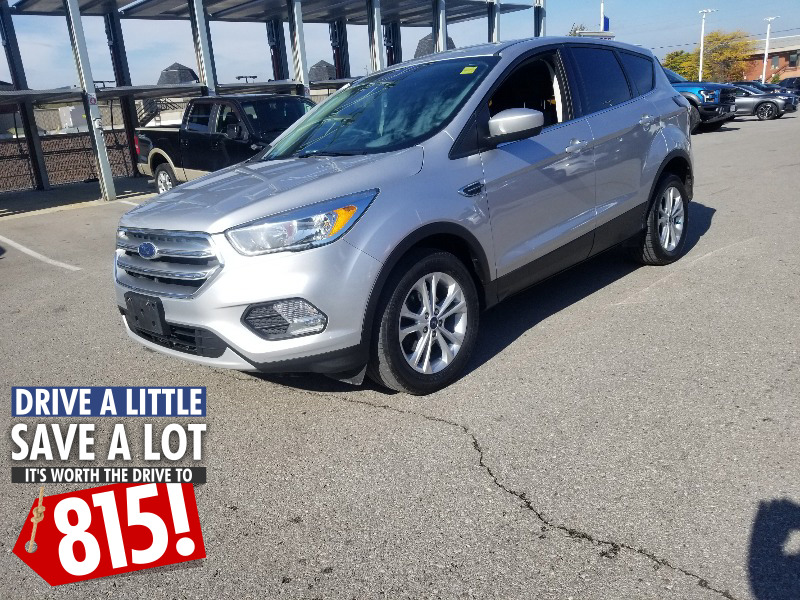 used 2017 Ford Escape car, priced at $17,500
